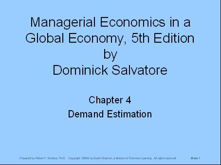 introduction to managerial economics problems 1 1 solutions Introduction to managerial economics  chart 1 – economics,  what particular management problems lend themselves to solution through economic analysis.