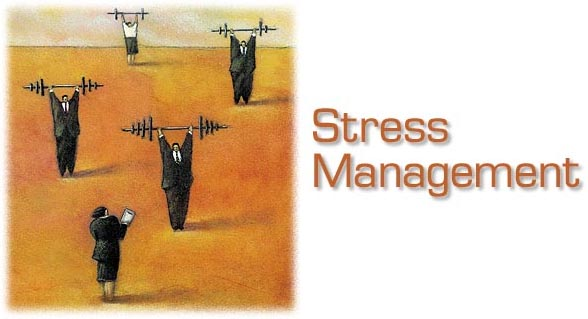 case study on stress management in the workplace